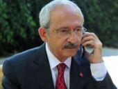 AB'den Kılıçdaroğlu'na telefon!