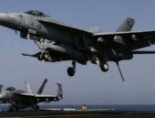 ABD uçakları Libya'yı vurdu