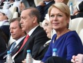 Cumhurbaşkanı Erdoğan onur konuğu