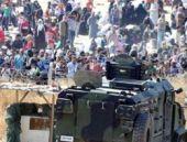 Suriye sınırında neler oluyor Gergin bekleyiş!