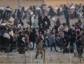 Sınır açıldı Türkiye'ye geçişler başladı