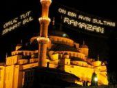 Trabzon İmsakiye iftar saati sahur vakti