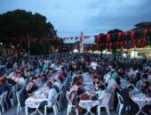 Fatih Belediyesi'nden 12 bin kişilik dev iftar!