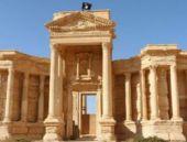 'IŞİD antik kent Palmyra'ya mayın ve bomba döşedi'