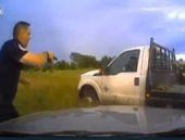 7 ABD polisi zanlıyı böyle yakaladı