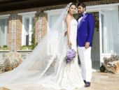 Ebru Yaşar Necat Gülseven evlendi