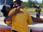 Düşen uçaktaki anne ve bebek 5 gün sonra sağ bulundu