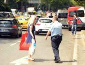 Polisi çıldırttı: Bomba var hanımefendi!