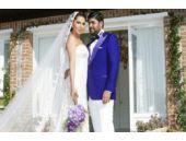 Ebru Yaşar'a eşinden 500 bin liralık düğün hediyesi