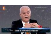 Canlı yayındaki altyazı Nihat Hoca'yı rezil etti!