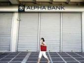 Yunanistan krizi: 'Hayır oyu Euro'dan çıkış anlamına gelir'