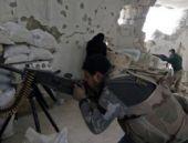Suriye: İslamcı gruplar Halep'te yeni bir saldırı başlattı