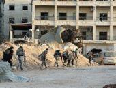 Halep'te 12 muhalif grup Esed'e karşı birleşti