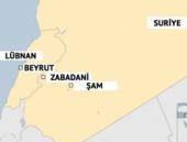 Suriye'den son dakika Lübnan sınırına saldırı