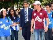 Sinan Akçıl  'Gönüllü Turizm Elçisi' oldu