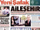 Yeni Şafak'ın olay Battal İlgezdi manşeti