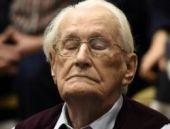 'Auschwitz'in muhasebecisine' 4 yıl hapis cezası