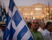 Yunanistan kurtarma paketini oyluyor