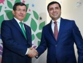 MHP ve HDP'den Davutoğlu'na  cevap var