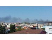 İzmir petrol rafinerisinde yangın!