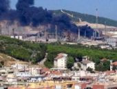 TÜPRAŞ'taki yangının nedeni belli oldu