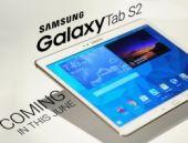 Galaxy Tab S2 tüy kadar hafif kıl kadar ince