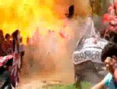 Suruç video patlama anının görüntüsü çıktı