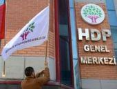 HDP Genel Merkezi'nde şüpheli çiçek