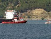 İstanbul'da gemi kazası iki gemi çarpıştı