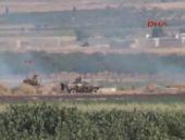 IŞİD operasyonundan ilk görüntüler!