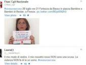 İtalya: 'Yaşam şeklim tecavüz bahanesi olamaz' kampanyası
