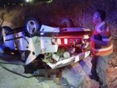 Ankara'da korkunç trafik kazası