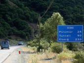 Tunceli- Erzincan karayolu yine kapalı