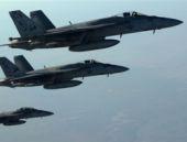 Operasyon başladı! Savaş uçakları IŞİD'i bombalıyor