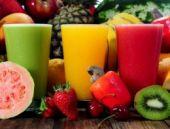 Yaza özel sağlıklı içecek tarifleri