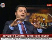 Demirtaş'tan erken seçim açıklaması!
