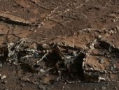 Mars'tan muhteşem fotoğraflar