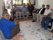 HDP'den şehit ailesine taziye ziyareti