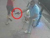 Bartın'da engelli kişi cep telefonu bayisine silahla saldırdı
