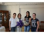 Başkan Şahin'den LYS'de başarılı olan öğrencilere ziyaret