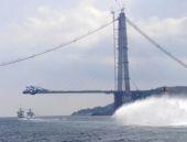 3. köprünün son hali görüntülendi