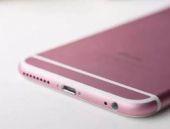 iPhone 6S pembe olarak geliyor son hali