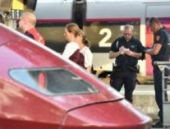Amesterdam-Paris treninde saldırı: 3 yaralı