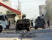 Nusaybin'de hendek savaşı! Polise ateş açıldı!