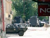 Diyarbakır Silvan karıştı asker merkeze girdi