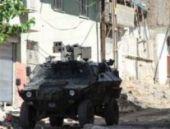 Silvan'da yine çatışma var,  zırhlı araç takviyesi yapılıyor