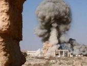 IŞİD o tapınakları havaya uçurdu!