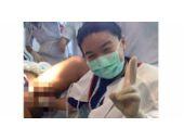 Hastasının cinsel organıyla selfie çektirdi