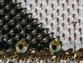 Çin'den 12 bin asker ve 200 uçakla gövde gösterisi