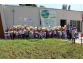Gaziantep'te ekoloji yaz okulu sona erdi!